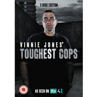 Vinnie Jones Toughest Cops DVD