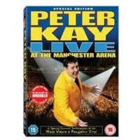 Peter Kay - Live At Manchester Arena [DVD] [2004] [DVD] (2004) Gordon Isaccs