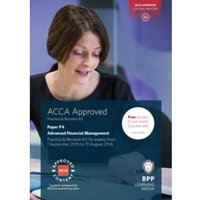 ACCA P4 Advanced Financial Management: Practice and Revision Kit Paperback