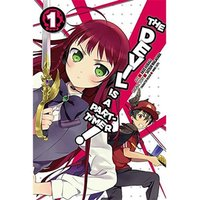 The Devil Is A Part-Timer Volume 1 (Manga)