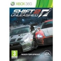 (USED) Need For Speed NFS Shift 2 Unleashed Game