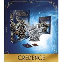 Harry Potter Miniatures Adventure Game Credence Barebones Expansion
