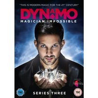 Dynamo Magician Impossible Series 3 DVD