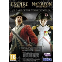 Total War Empire & Napoleon Collection Game Of The Year (GOTY)
