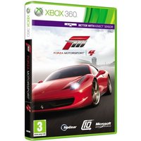 Forza Motorsport 4 Game Of The Year GOTY (Kinect Compatible) Game