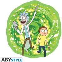 Rick And Morty - Portal Mouse Mat