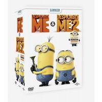 Despicable Me 1 & 2 Limited Edition DVD & UV Copy