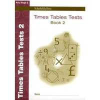 Times Tables Tests: Book 2 by Steve Mills, Hilary Koll (Paperback, 2008)