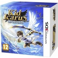 Ex-Display Kid Icarus Uprising (Includes 3DS Stand) Game 3DS