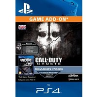 Call of Duty Ghosts Season Pass PS4