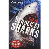 Top 10 Deadliest Shark TP (Mass Market Edition) Paperback