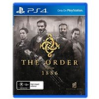 The Order 1886 Game PS4 (Australian Version)