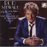 Rod Steward - Fly Me To The Moon The Great American Songbook Volume V CD