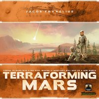 Terraforming Mars Board Game - Damaged Packaging