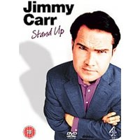 Jimmy Carr Live Stand Up 2 DVD