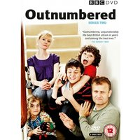 Outnumbered - Series 2 DVD