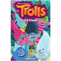 Trolls Graphic Novels #1: Hugs & Friends (Hardcover)