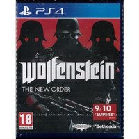 Wolfenstein The New Order Game PS4