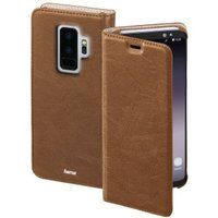 Hama Guard Case Booklet for Samsung Galaxy S9+, brown
