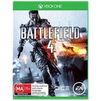 Battlefield 4 Game Xbox One (Australian Version)
