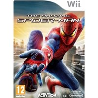 The Amazing Spider-Man Wii Game