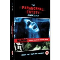 Paranormal Entity 1-4 Collection DVD