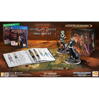 Sword Art Online Fatal Bullet Collector's Edition Xbox One Game