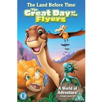 The Land Before Time 12: The Great Day Of The Flyers DVD