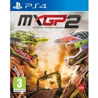 MXGP 2 The Official Motocross Videogame PS4 Game