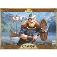 878: Vikings - Invasions of England (1st Edition) Board Game