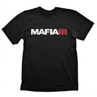 Mafia III Men's Logo Medium Black T-Shirt