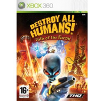 Destroy All Humans! Path Of The Furon Game