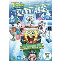 SpongeBob SquarePants - The Great Sleigh Race DVD
