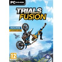Trials Fusion Deluxe Edition PC Game (Includes Season Pass)