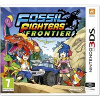 Fossil Fighters Frontier 3DS Game