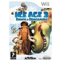 Ex-Display Ice Age 3 Dawn Of The Dinosaurs Game