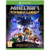 Minecraft Story Mode A Telltale Games Series Xbox One Game