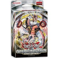 Image of Yu-Gi-Oh! TCG Cyber Dragon Revolution Structure Deck