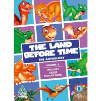The Land Before Time: The Anthology Volume 2 5-8 DVD
