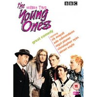 The Young Ones Series 2 DVD