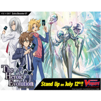 CardFight Vanguard TCG: The Heroic Evolution Extra Booster Box (12 Packs)