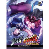 Street Fighter Classic Volume 3: Psycho Crusher