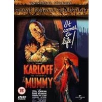 The Mummy DVD