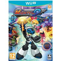 Mighty No.9 Wii U Game (with Ray Expansion + Artbook & Poster)