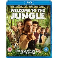 Welcome to the Jungle Blu Ray