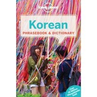Lonely Planet Korean Phrasebook & Dictionary Paperback