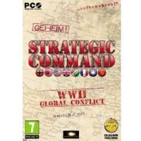 Strategic Command WW2 Global Conflict Game