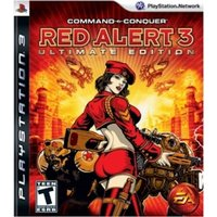 Command & Conquer 3 Red Alert Game PS3