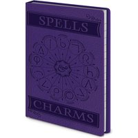 Harry Potter - Spells & Charms Notebook