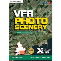 VFR Photographic Scenery For X-Plane 10 Volume 1 South East England